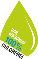 100 % chlorfrei Logo